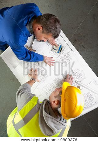 Builders Talk About Blueprints
