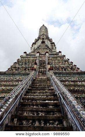 Fabulous pagoda in Bangkok, Thailand #2