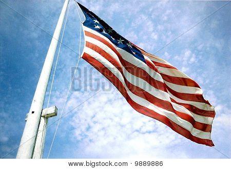 Old Glory- American Flag