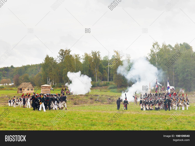 BORODINO RUSSIA - Image & Photo (Free Trial) | Bigstock