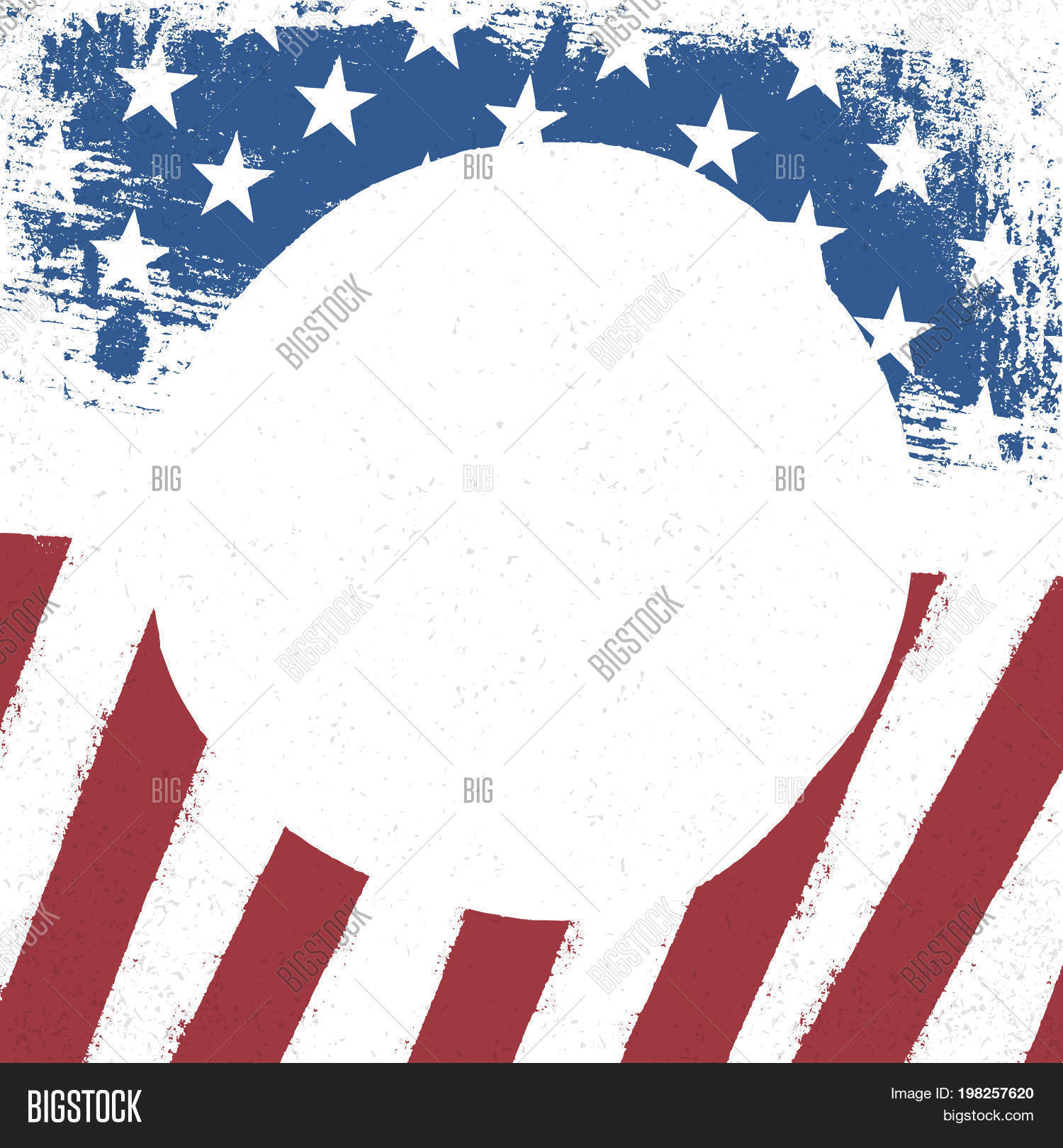 american flag image photo free trial bigstock