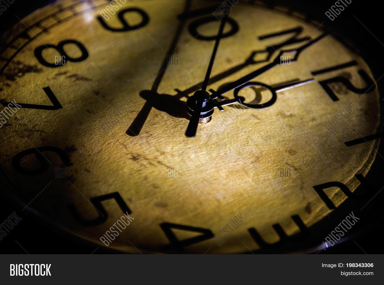 Clock, Watch  Old Image & Photo (Free Trial) | Bigstock