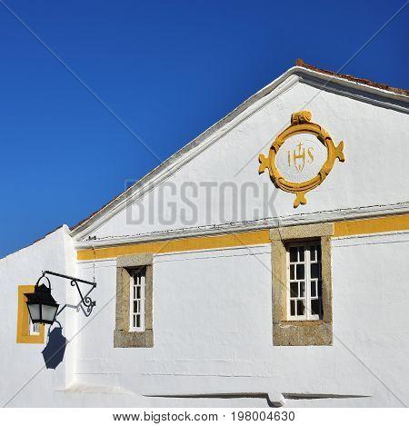 Jesuits Symbol, Portugal