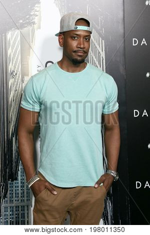 NEW YORK-JUL 31: Bryan Terrell Clark attends