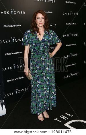 NEW YORK-JUL 31: Eva Kaminsky attends