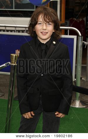 """LOS ANGELES - MAR 27:  Django Marsh arriving at the """"HOP"""" World Premiere at Universal Studios Hollywood on March 27, 2011 in Los Angeles, CA"""