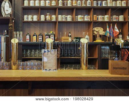 Cask Beers In Hamburg