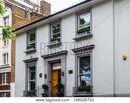 Abbey Road Studios In London (hdr)