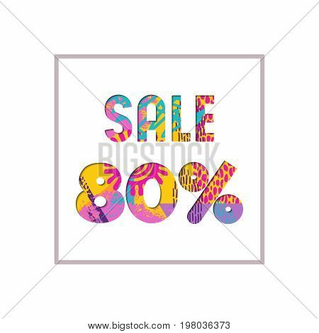 Sale 80% Off Color Quote For Business Discount