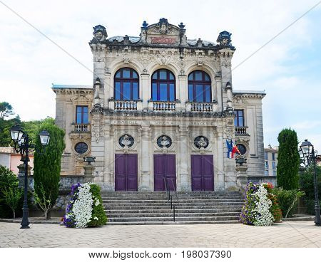 picture of the Orange Theater southern France Vaucluse