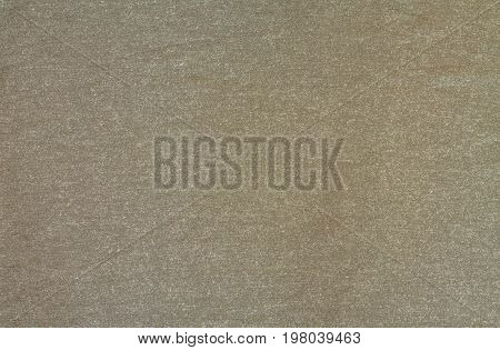 Background of gray fabric made of viscose with a texture