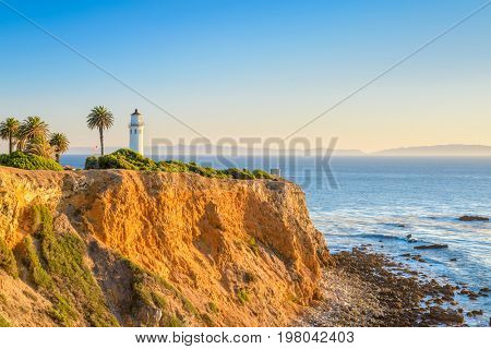 Point Vicente in Rancho Palos Verdes, Los Angeles, California.