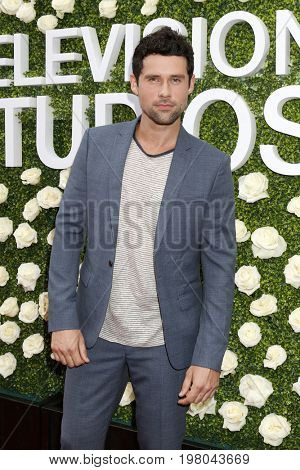 LOS ANGELES - AUG 1:  Ben Hollingsworth at the CBS TV Studios Summer Soiree TCA Party 2017 at the CBS Studio Center on August 1, 2017 in Studio City, CA
