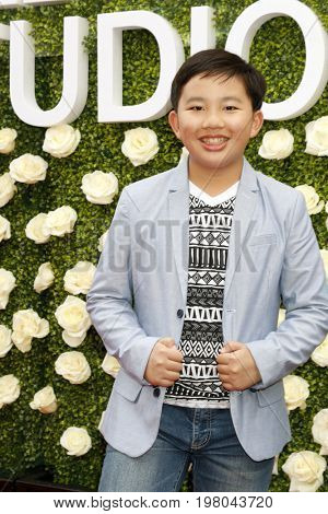 LOS ANGELES - AUG 1:  Albert Tsai at the CBS TV Studios Summer Soiree TCA Party 2017 at the CBS Studio Center on August 1, 2017 in Studio City, CA