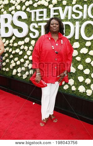 LOS ANGELES - AUG 1:  Aloma Wright at the CBS TV Studios Summer Soiree TCA Party 2017 at the CBS Studio Center on August 1, 2017 in Studio City, CA