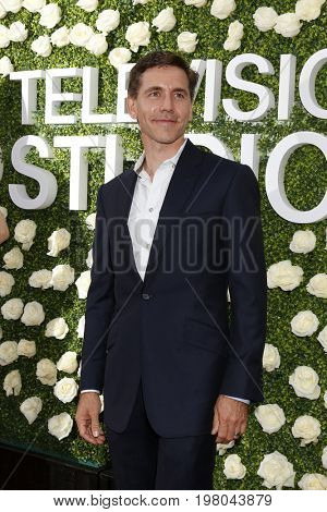 LOS ANGELES - AUG 1:  Brian Dietzen at the CBS TV Studios Summer Soiree TCA Party 2017 at the CBS Studio Center on August 1, 2017 in Studio City, CA
