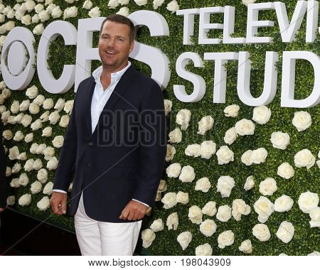 LOS ANGELES - AUG 1:  Chris ODonnell at the CBS TV Studios Summer Soiree TCA Party 2017 at the CBS Studio Center on August 1, 2017 in Studio City, CA