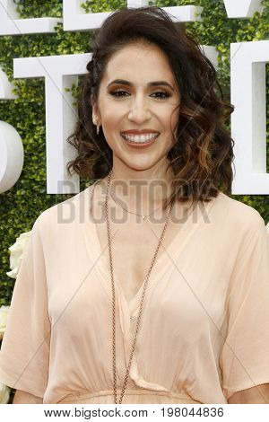 LOS ANGELES - AUG 1:  Gabrielle Ruiz at the CBS TV Studios Summer Soiree TCA Party 2017 at the CBS Studio Center on August 1, 2017 in Studio City, CA