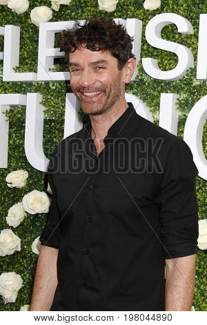LOS ANGELES - AUG 1:  James Frain at the CBS TV Studios Summer Soiree TCA Party 2017 at the CBS Studio Center on August 1, 2017 in Studio City, CA