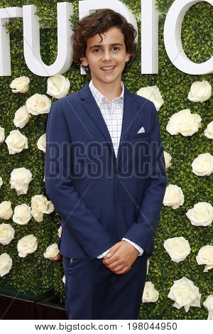 LOS ANGELES - AUG 1:  Jack Dylan Grazer at the CBS TV Studios Summer Soiree TCA Party 2017 at the CBS Studio Center on August 1, 2017 in Studio City, CA
