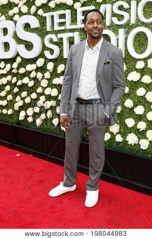 LOS ANGELES - AUG 1:  Jaleel White at the CBS TV Studios Summer Soiree TCA Party 2017 at the CBS Studio Center on August 1, 2017 in Studio City, CA