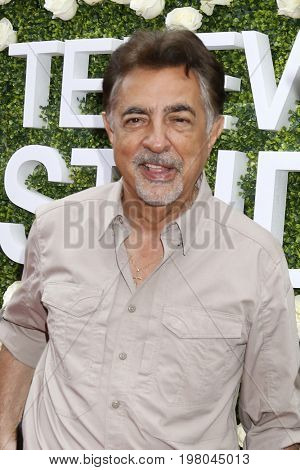 LOS ANGELES - AUG 1:  Joe Mantegna at the CBS TV Studios Summer Soiree TCA Party 2017 at the CBS Studio Center on August 1, 2017 in Studio City, CA