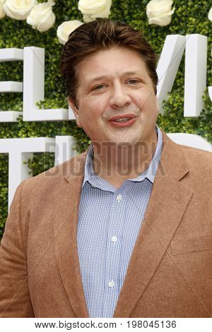 LOS ANGELES - AUG 1:  Lance Barber at the CBS TV Studios Summer Soiree TCA Party 2017 at the CBS Studio Center on August 1, 2017 in Studio City, CA