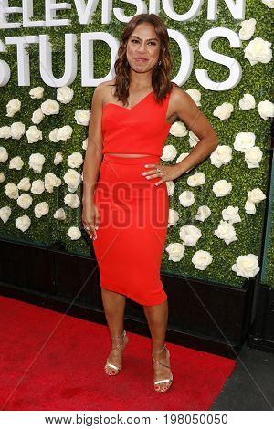 LOS ANGELES - AUG 1:  Toni Trucks at the CBS TV Studios Summer Soiree TCA Party 2017 at the CBS Studio Center on August 1, 2017 in Studio City, CA