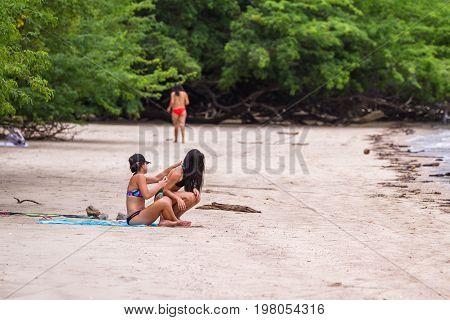 Nacascolo Beach, Costa Rica