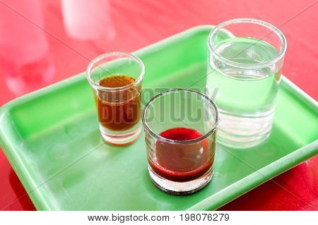 Blood and bile cobra snake for healthy drink and increase stamina