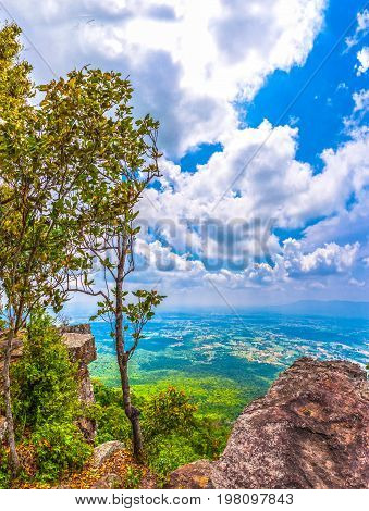 Mor Hin Khao National Park