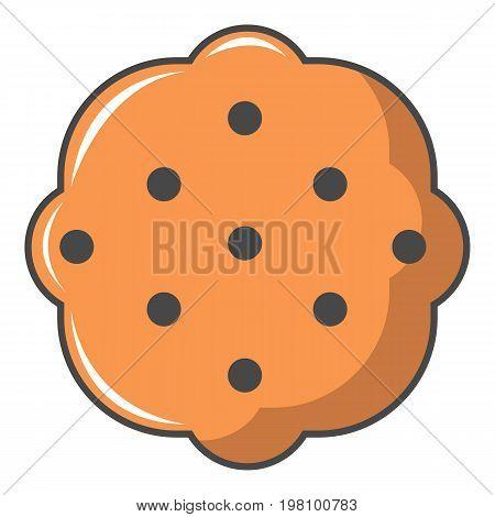 Swedish food icon. Cartoon illustration of swedish food vector icon for web design
