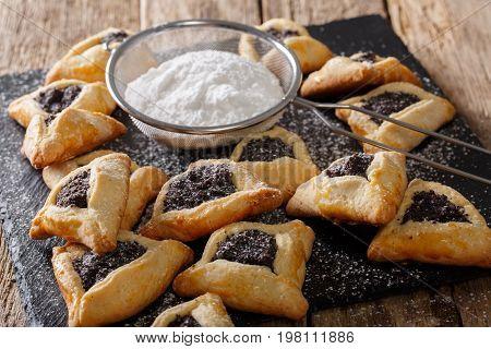 Hamantash, Ozen Aman - Traditional Jewish Cuisine