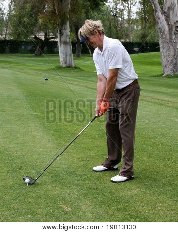 LOS ANGELES - APR 18:  Jack Wagner at the 2011 Jack Wagner Golf Classic to benefit The Leukemia & Lymphoma Society at Valencia Country Club on April 18, 2011 in Valencia , CA..