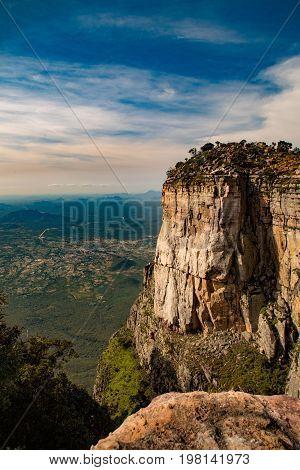 Tundavala Canyon view, Huila Highlands, Angola Africa