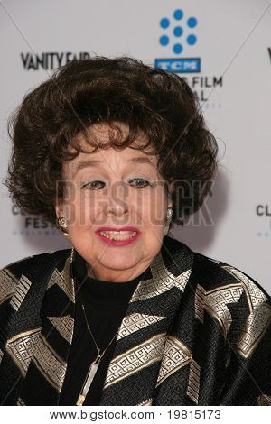 LOS ANGELES - APR 27:  Jane Withers arriving at the TCM Classic Film Festival &  World Premiere Of