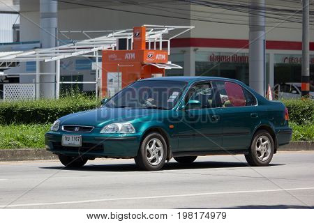 Private Old Car Honda Civic  Sixth Generation