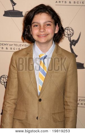 LOS ANGELES - MAY 5:  Max Burkholder arriving at the 4th Annual Television Academy Honors  at Beverly Hills Hotel on May 5, 2011 in Beverly Hills, CA