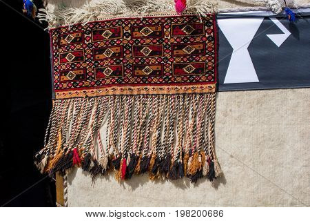 Traditional Tassels In Various Colors