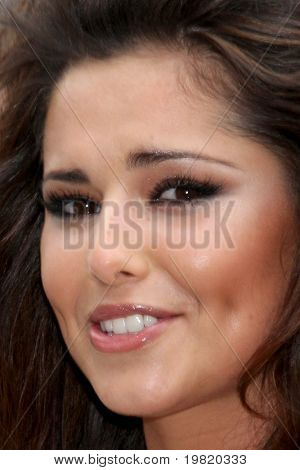 LOS ANGELES - MAY 8:  Cheryl Cole , one of the talent judges,  arriving at the