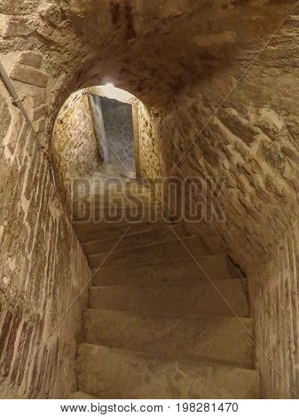 San Leo - Dungeon Of Medieval Castle