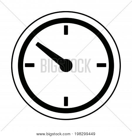 tachometer speedometer and indicator performance measurement symbol vector illustration
