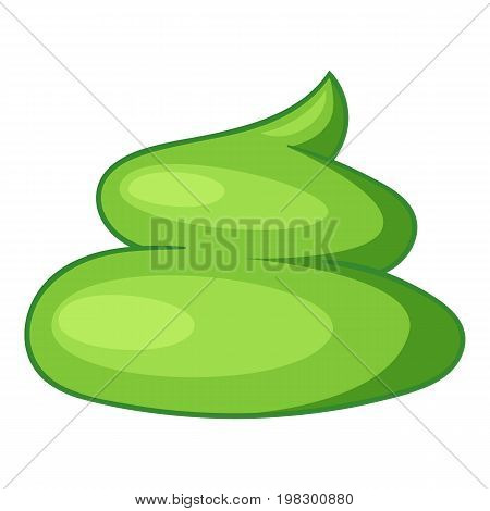 Wasabi icon. Cartoon illustration of wasabi vector icon for web design