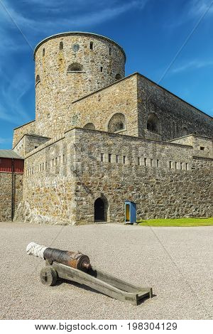 Carlsten is a stone fortress located by Marstrand on a small archipelago island near the western coast of Sweden.
