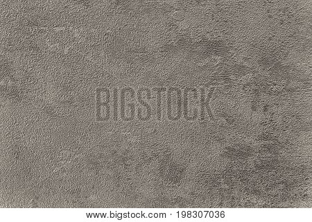 Surface of a wallpapered wall in a House