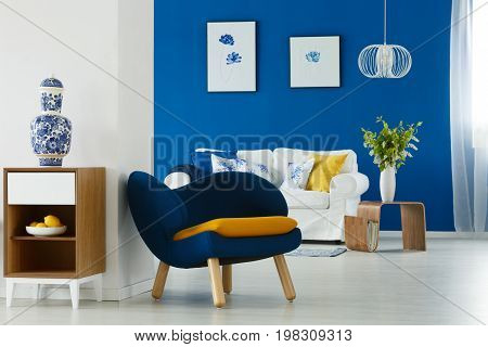 Up-to-date Decor Of Lounge
