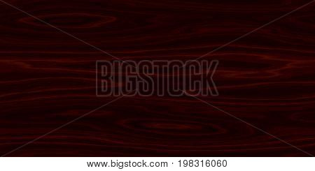 Mahogany Wood Seamless Background Texture
