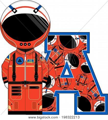 A Is For Astronaut 18
