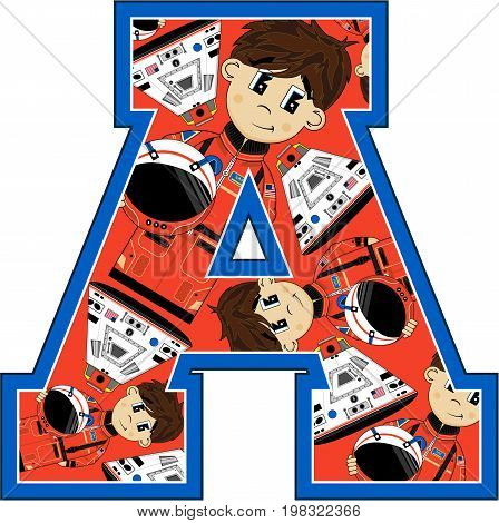 A Is For Astronaut 19