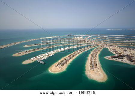 The Jumeirah Palm
